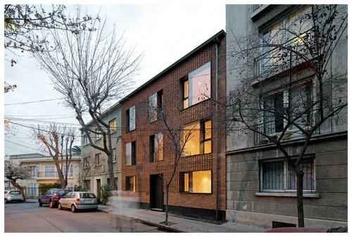 Edificio Rafael Cañas Xelentia Negro